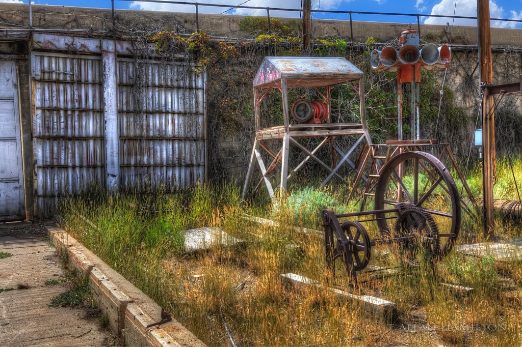 Wyoming Penitentiary Ruins