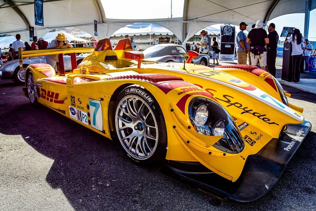 2008 Porsche RS Spyder