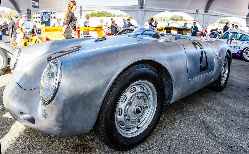 1956 Porsche 550A-101 Prototype